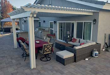 Patio Cover Installation Near Irvine | S&P Home Work
