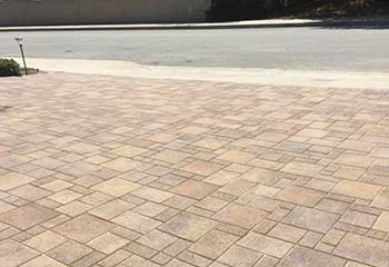 Stamped Concrete Installation | Pave Your Landscape | Costa Mesa